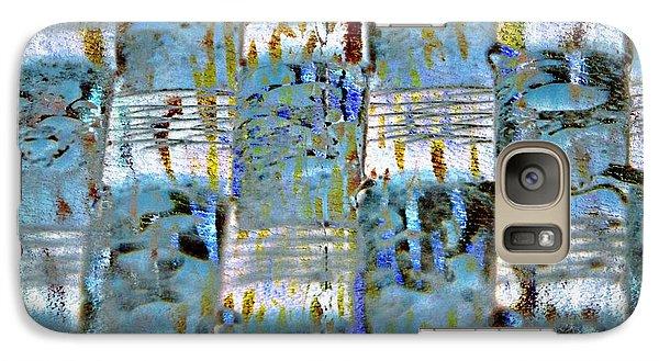 Galaxy Case featuring the digital art Linked 2 by Darla Wood
