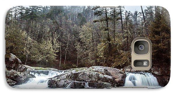 Linville Upper Falls Galaxy S7 Case