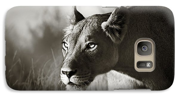 Lioness Stalking Galaxy S7 Case