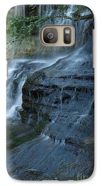 Galaxy Case featuring the photograph Listen by Randy Pollard