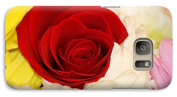 Galaxy Case featuring the photograph Little Angel by The Art Of Marilyn Ridoutt-Greene