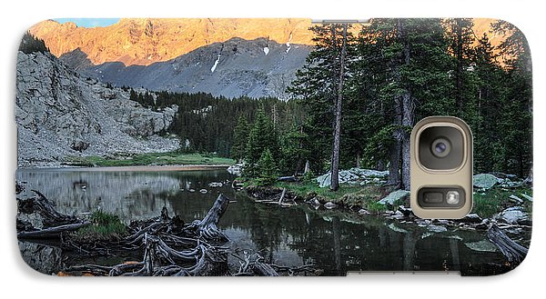 Little Bear Peak And Lake Como Galaxy S7 Case