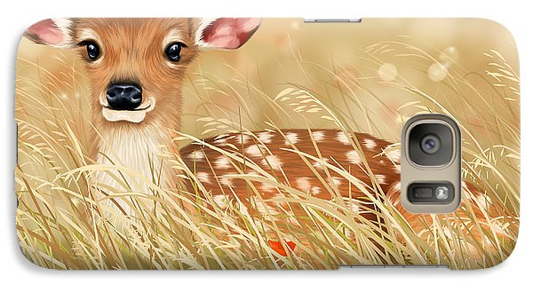 Little Fawn Galaxy S7 Case