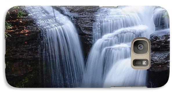 Galaxy Case featuring the photograph Little Niagara by Debra Fedchin