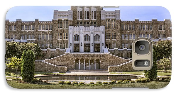 Little Rock Central High School Galaxy S7 Case