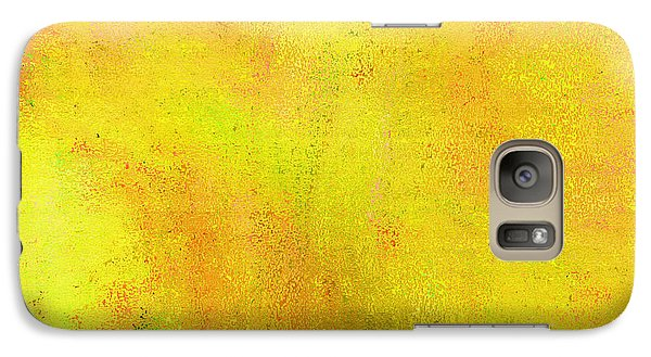 Galaxy Case featuring the photograph Living In A Citrus World by Ann Johndro-Collins