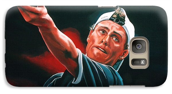 Lleyton Hewitt 2  Galaxy Case by Paul Meijering