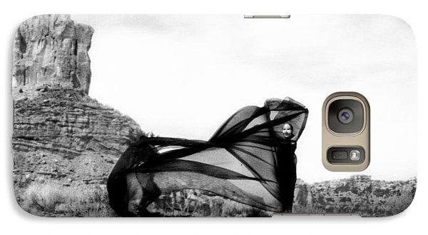 Galaxy Case featuring the photograph Llydia En El San Rafael by Tarey Potter