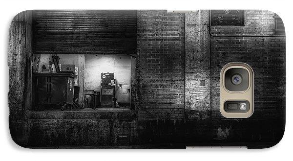 London Tube Galaxy S7 Case - Loading Dock by Scott Norris
