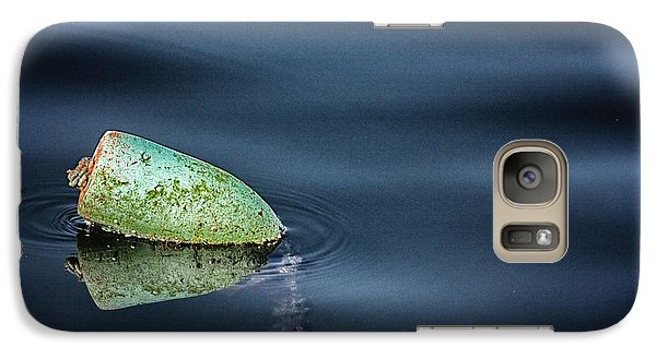 Galaxy Case featuring the photograph Lobster Buoy by Nicola Fiscarelli