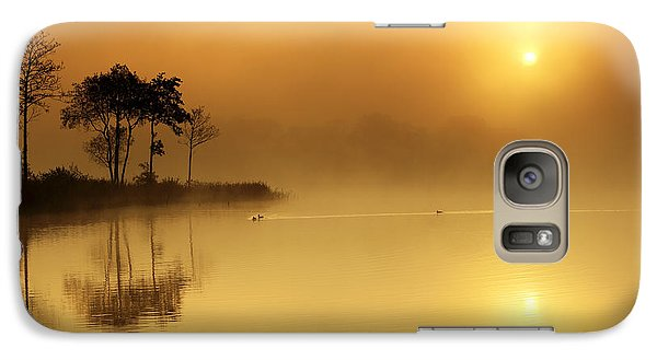 Loch Ard Morning Glow Galaxy S7 Case