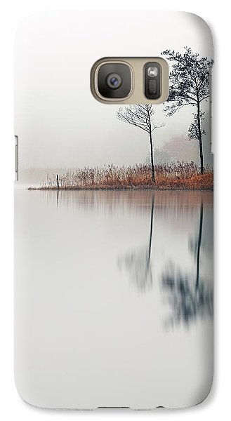 Loch Ard Reflections Galaxy S7 Case