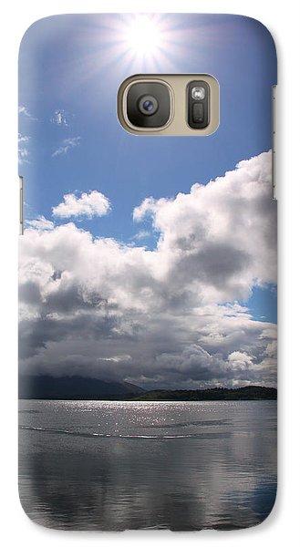 Galaxy Case featuring the photograph Loch Etive by Elizabeth Lock