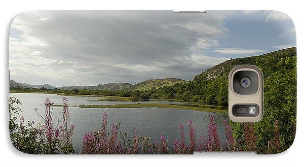 Galaxy Case featuring the photograph Loch Fleet Scotland by Sally Ross