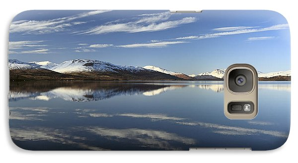 Loch Lomond Reflection Galaxy S7 Case