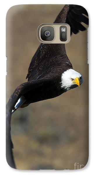 Locked In Galaxy S7 Case by Mike  Dawson