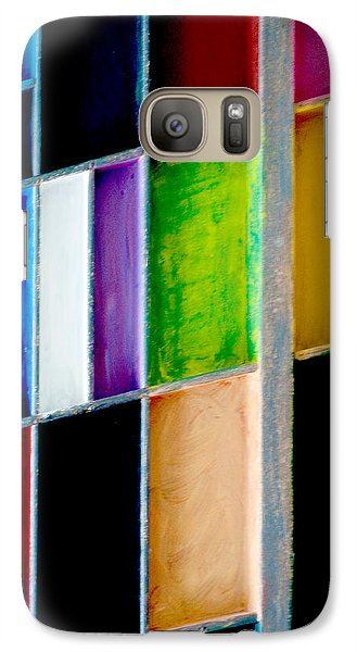 Galaxy Case featuring the photograph Lolas Drawer by Gwyn Newcombe