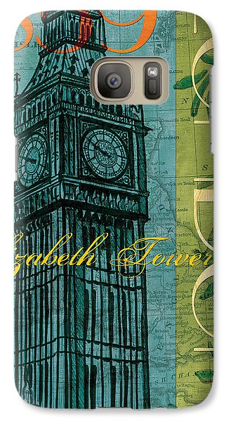 London 1859 Galaxy S7 Case by Debbie DeWitt