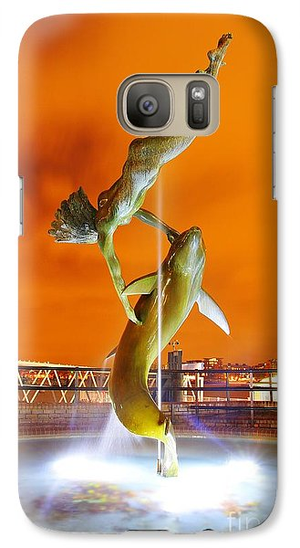 Galaxy Case featuring the photograph London Art by Mariusz Czajkowski