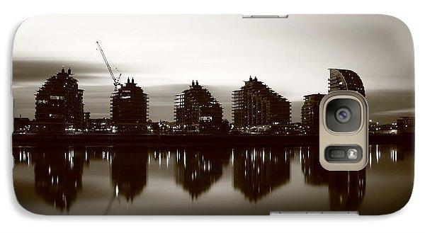 Galaxy Case featuring the photograph London Bw 1 by Mariusz Czajkowski