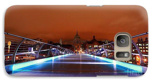 Galaxy Case featuring the photograph London  by Mariusz Czajkowski