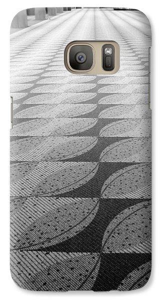 Galaxy Case featuring the photograph Lonely Airport by Katie Wing Vigil