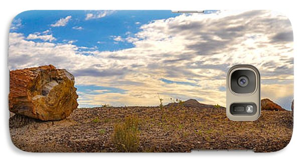 Galaxy Case featuring the photograph Lonesome One by Cheryl McClure