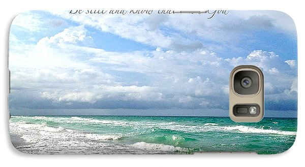 Galaxy Case featuring the photograph Be Still by Margie Amberge