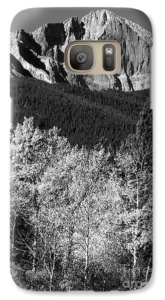 Longs Peak 14256 Ft Galaxy S7 Case by James BO  Insogna