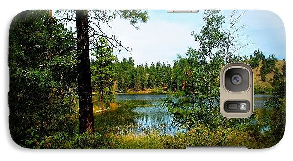 Galaxy Case featuring the photograph Longsinceforgotton 004 by Guy Hoffman