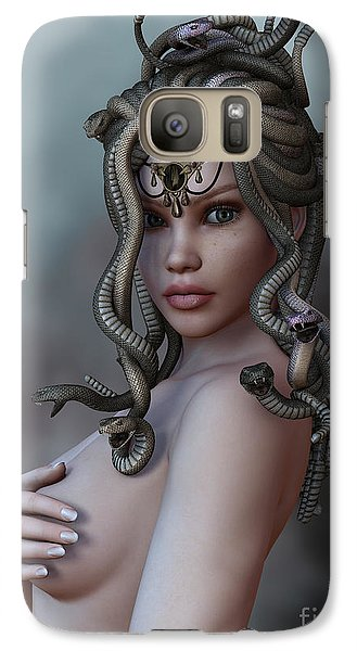 Look Deep Within Galaxy S7 Case by Alexander Butler