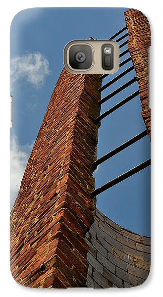 Galaxy Case featuring the photograph Look Skyward by Mary Zeman