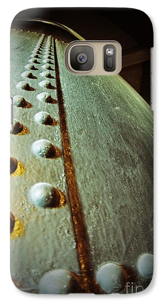 Galaxy Case featuring the photograph Look Up by Kate Purdy