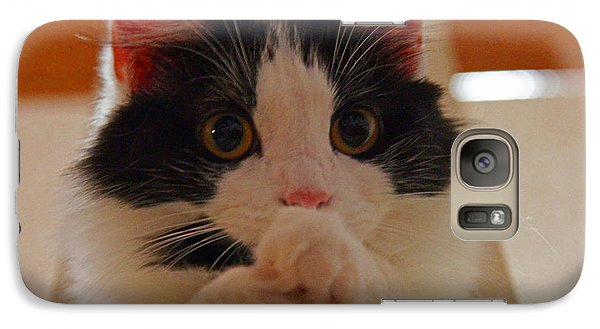 Galaxy Case featuring the photograph Looking Down From Above 004 by Andy Lawless