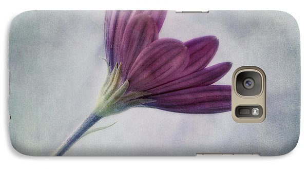 Flowers Galaxy S7 Case - Looking For You by Priska Wettstein