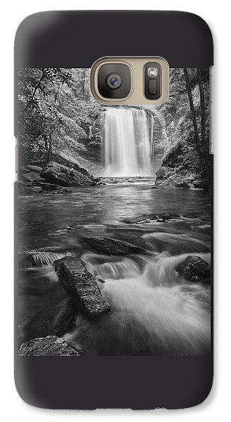 Looking Glass Falls Galaxy S7 Case