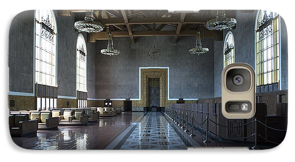 Los Angeles Union Station - Custom Galaxy S7 Case