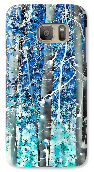 Galaxy Case featuring the photograph Lost In A Dream by Don Schwartz