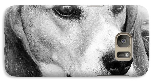 Galaxy Case featuring the photograph Lost In Thought by Erika Weber