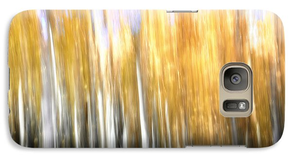 Galaxy Case featuring the photograph Lost In Thought by The Forests Edge Photography - Diane Sandoval