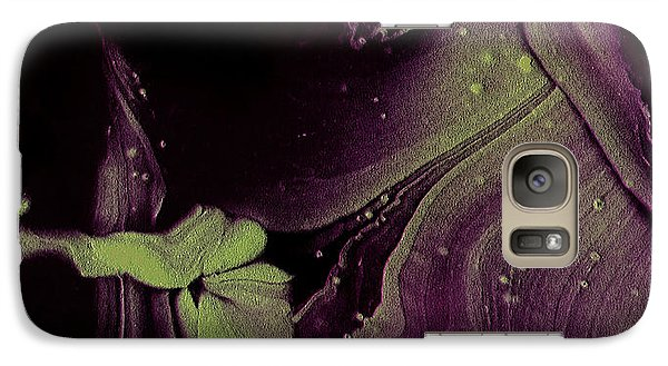 Galaxy Case featuring the photograph Lost Soul by Arlene Sundby