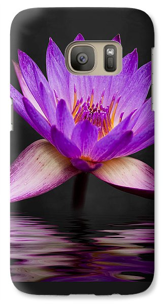 Lily Galaxy S7 Case - Lotus by Adam Romanowicz