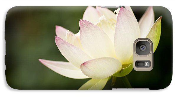 Galaxy Case featuring the photograph Lotus by Priya Ghose