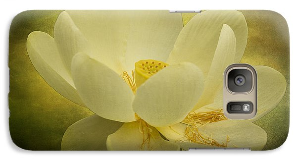 Galaxy Case featuring the photograph Lotus by Vicki DeVico