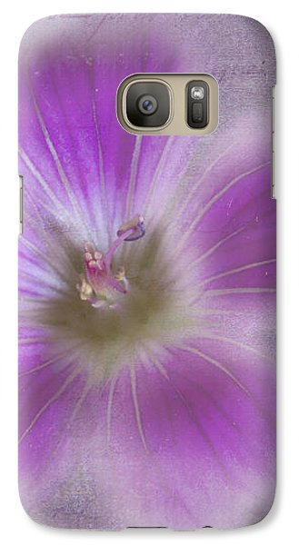 Galaxy Case featuring the photograph Louise by Elaine Teague