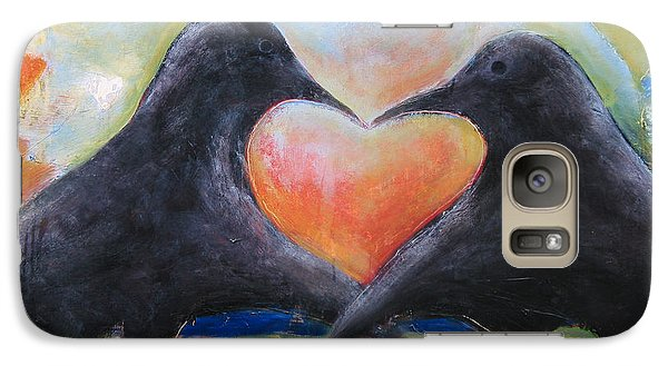 Love Birds Galaxy S7 Case