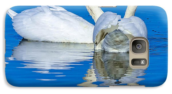 Galaxy Case featuring the photograph Love by Brian Stevens