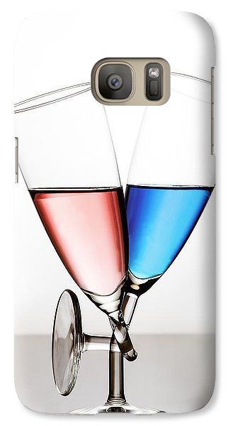 Galaxy Case featuring the photograph Love by Gert Lavsen