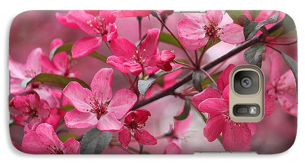 Galaxy Case featuring the photograph Love Is Eternal by The Art Of Marilyn Ridoutt-Greene