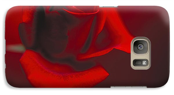 Galaxy Case featuring the photograph Love by Lana Enderle